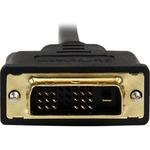 StarTech.com 2m Micro HDMI to DVI-D Cable - M/M - 1 x HDMI Micro Type D Male Digital Audio/Video