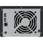 Buffalo LinkStation LS441D0404-EU 4 x Total Bays NAS Server - External - Marvell ARMADA 300 3701.20 GHz - 4 TB HDD 4 x 1 TB - 512 MB RAM DDR3 SDRAM - Serial ATA/60