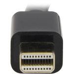 StarTech.com Mini DisplayPort to HDMI converter cable - 3 ft 1m - 4K