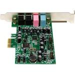 StarTech.com 7.1 Channel Sound Card - PCI Express - 24-bit - 192KHz