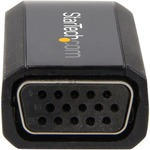 StarTech.com HDMI to VGA Converter with Audio - Compact Adapter - 1920x1200 - 1 x HDMI Male Digital A / V