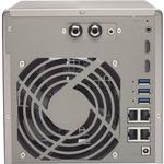 QNAP Turbo NAS TS-453A 4 Bay 4GB NAS