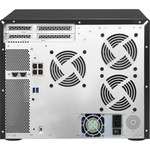 QNAP Turbo NAS TS-1685 16 x Total Bays SAN/NAS Storage System - Desktop Intel Xeon