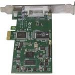 StarTech.com PCIe Video Capture Card - Internal Capture Card - HDMI, VGA, DVI, and Component - 1080P at 60 FPS - Functions: Video Capturing, Video Recording, Video E