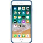 Apple Case for Apple iPhone 7 Plus, iPhone 8 Plus Smartphone - Blue Denim