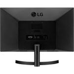 LG 24MK600M-B 23.8And#34; IPS LED LCD Monitor - 16:9 - 5 ms GTG