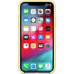 Apple Case for Apple iPhone XS Smartphone - Mellow Yellow