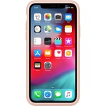 Apple Smart Case for Apple iPhone XS Max Smartphone - Pink Sand