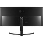 LG Ultrawide 38WN75C 38And#34; UW-QHDplus Curved Screen LCD Monitor - 21:9 - Silver, Black -