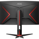 AOC C27G2ZU 27And#34; Full HD Curved Screen WLED 240Hz Gaming LCD Monitor