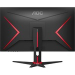 AOC 27G2AE 27And#34; Full HD WLED Gaming LCD Monitor - 16:9 - Black Red