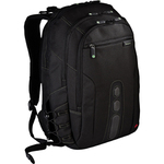 Targus Spruce EcoSmart TBB013EU Carrying Case Backpack for 39.6 cm 15.6And#34; Notebook - Black, Green