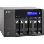 QNAP Turbo vNAS TVS-671 6 x Total Bays NAS Server - Tower - Intel Core i3 i3-4150 Dual-core 2 Core 3.50 GHz