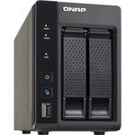 QNAP Turbo NAS TS-253A 2 x Total Bays NAS Server - Desktop