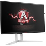 AOC AGON AG241QX  24And#34; LED Monitor - 16:9 - 1 ms