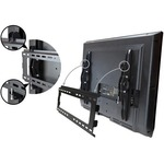 StarTech.com Flat Screen TV Wall Mount - Tilting - For 32And#34; to 75And#34; TVs - Steel - VESA TV Mount - Monitor Wall Mount - 1 Displays Supported190.5 cm Screen Support -