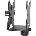 StarTech.com Thin Client Mount - Mini PC VESA Mount - Adjustable .7 to 2.8And#34; - Under Desk Computer Mount - Mac Mini Monitor Mount ACCSMNT - Save space and neatly mo