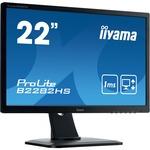 iiyama ProLite B2282HS-B1 21.5And#34; WLED LCD Monitor - 16:9 - 1 ms