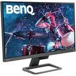 BenQ Entertainment EW2780Q 27And#34; WQHD LED LCD Monitor - 16:9 - Black, Metallic Grey