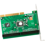 StarTech.com 2 Port PCI IDE Controller Adapter Card - 2 x 40-pin IDC Male Ultra ATA/133 ATA-7 Ultra ATA - PCI