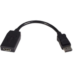 StarTech.com DisplayPort to HDMI Video Converter Cable - HDMI Female Digital Video - 9.45