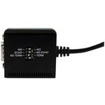 StarTech.com 6ft RS422/485 USB Serial Adapter w/ COM Retention - 1 x DB-9 Male Serial - 1 x Type A Female USB