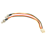 StarTech.com TX3 Fan Power Splitter Cable