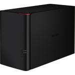 Buffalo LinkStation 420D 2 x Total Bays NAS Server - 1 x Marvell ARMADA 3701.20 GHz - 2 TB HDD 2 x 1 TB - 512 MB RAM DDR3 SDRAM - RAID Supported 0, 1 - Gigabit Eth