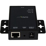 StarTech.com 1 Port RS232 Serial to IP Ethernet Converter / Device Server - Aluminum