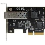 StarTech.com PCI Express 10 Gigabit Ethernet Fiber Network Card w/ Open SFPplus - PCIe x4 10Gb NIC SFPplus Adapter - PCI Express 2.0 x4 - 1 Ports