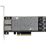 StarTech.com 2-Port PCI Express 10GBase-T Ethernet Network Card
