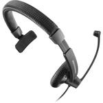 Sennheiser SC 45 USB MS Wired Stereo Headset - Over-the-head - Supra-aural - Black