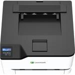 Lexmark C3326dw Laser Printer - Colour - 24 ppm Mono / 24 ppm Color - 600 x 600 dpi Print - Automatic Duplex Print - 251 Sheets Input - Gigabit Ethernet - Wireless L