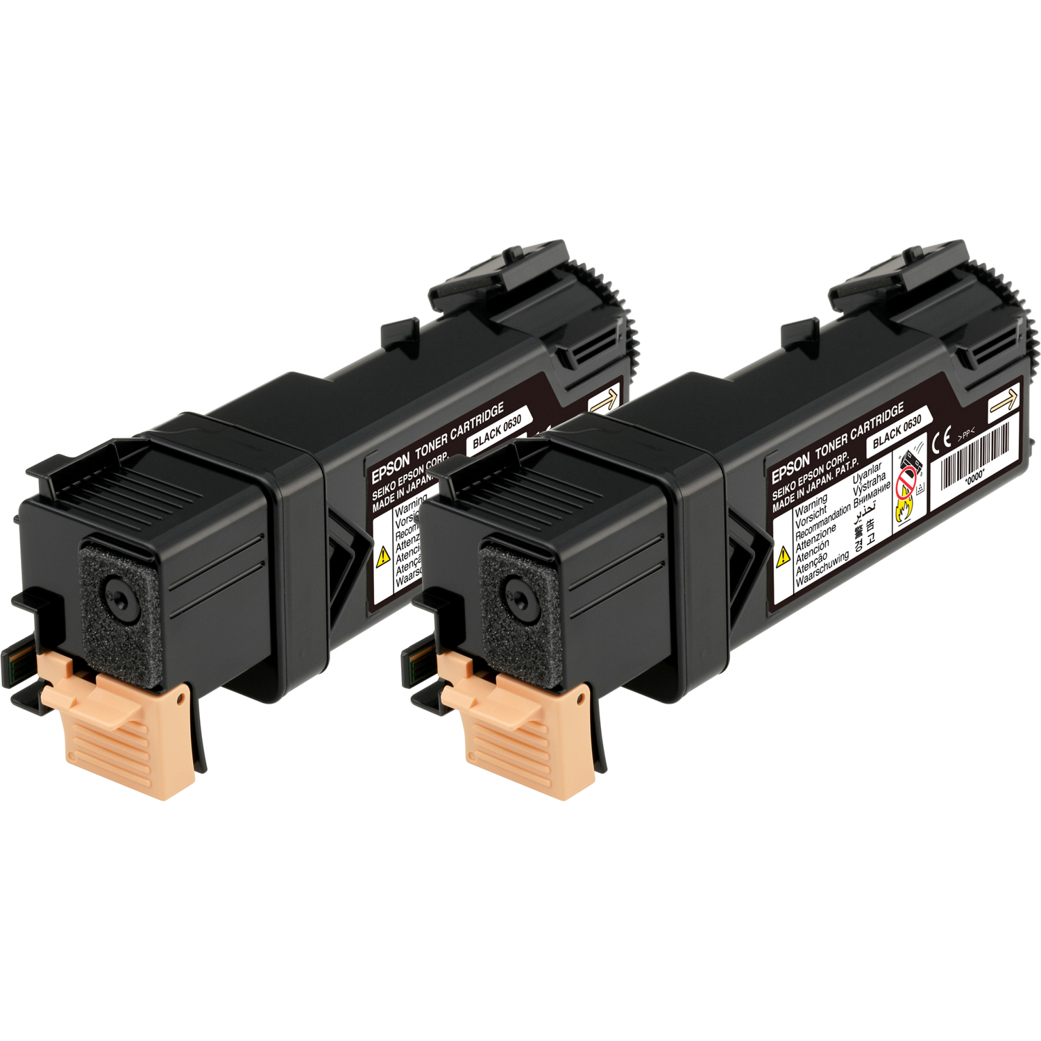 Epson C13S050631 Toner Cartridge - Black