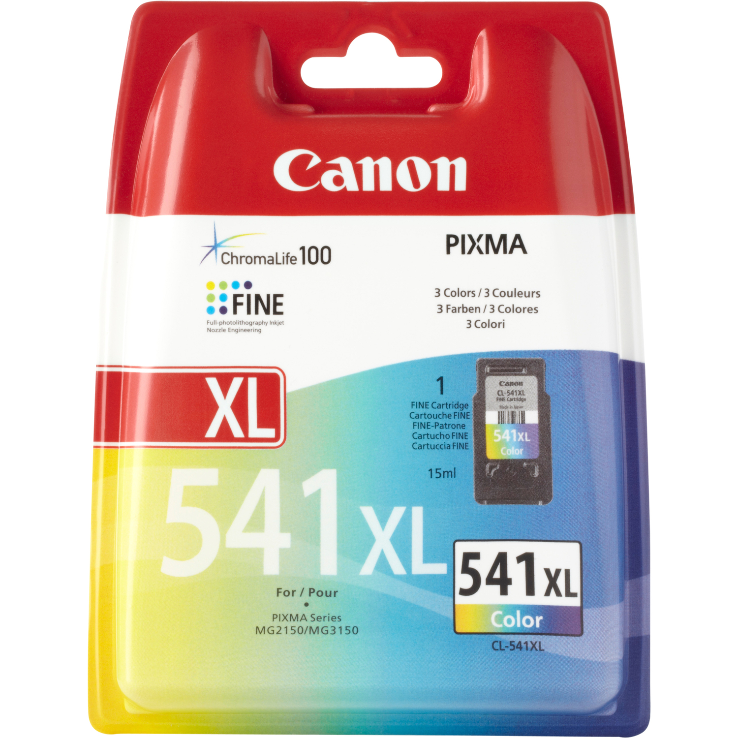 Canon CL-541XL Ink Cartridge - Colour