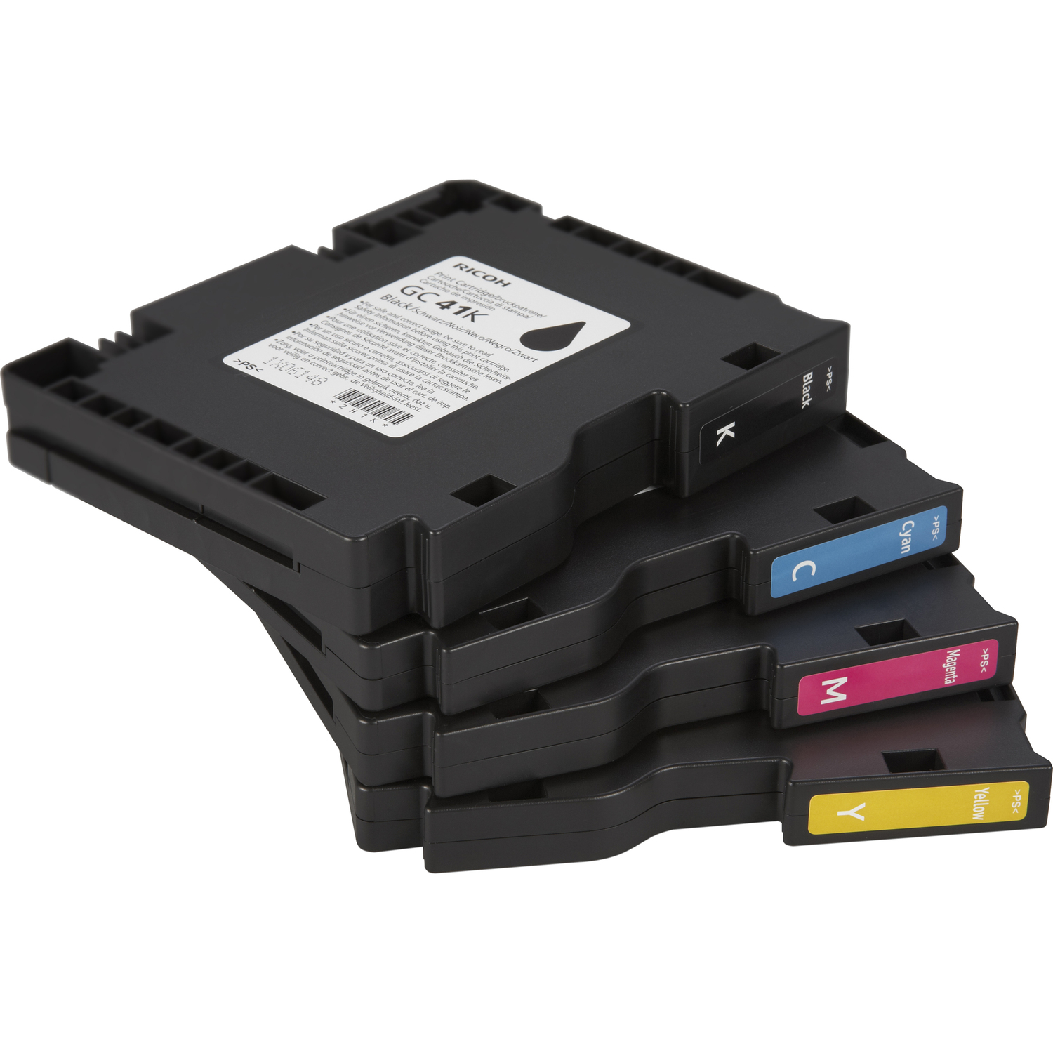 Ricoh GC 41K Ink Cartridge - Black