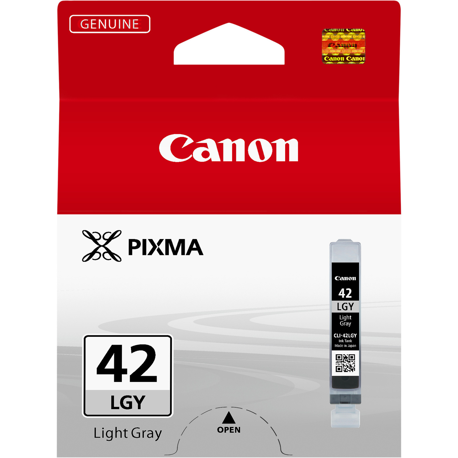 Canon CLI-42LGY Ink Cartridge - Light Grey