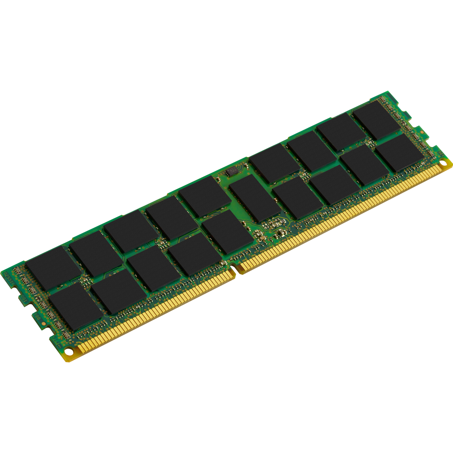 Kingston RAM Module - 8 GB 1 x 8 GB - DDR3 SDRAM - 1600 MHz DDR3-1600/PC3-12800 - ECC - Registered
