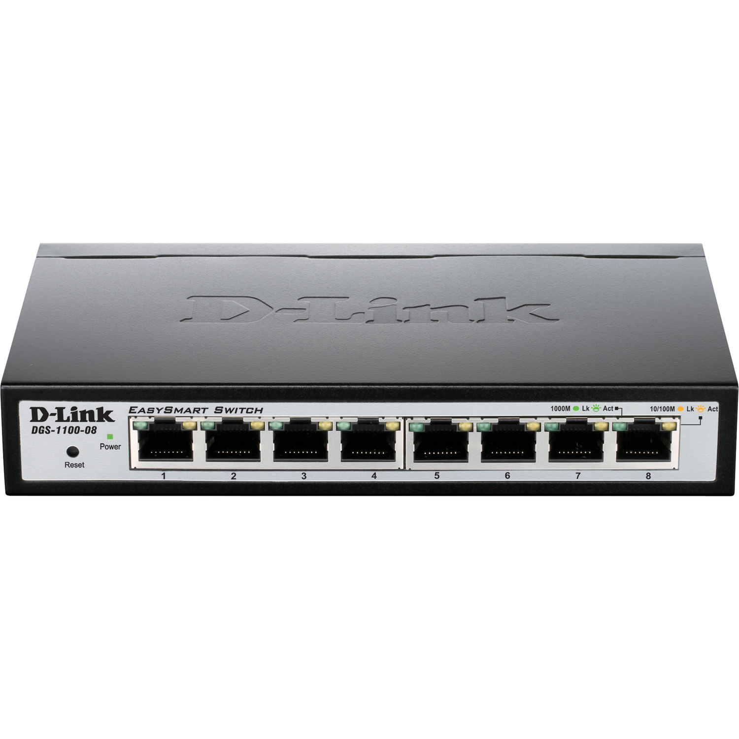 D-Link EasySmart DGS-1100-08 8 Ports Manageable Ethernet Switch