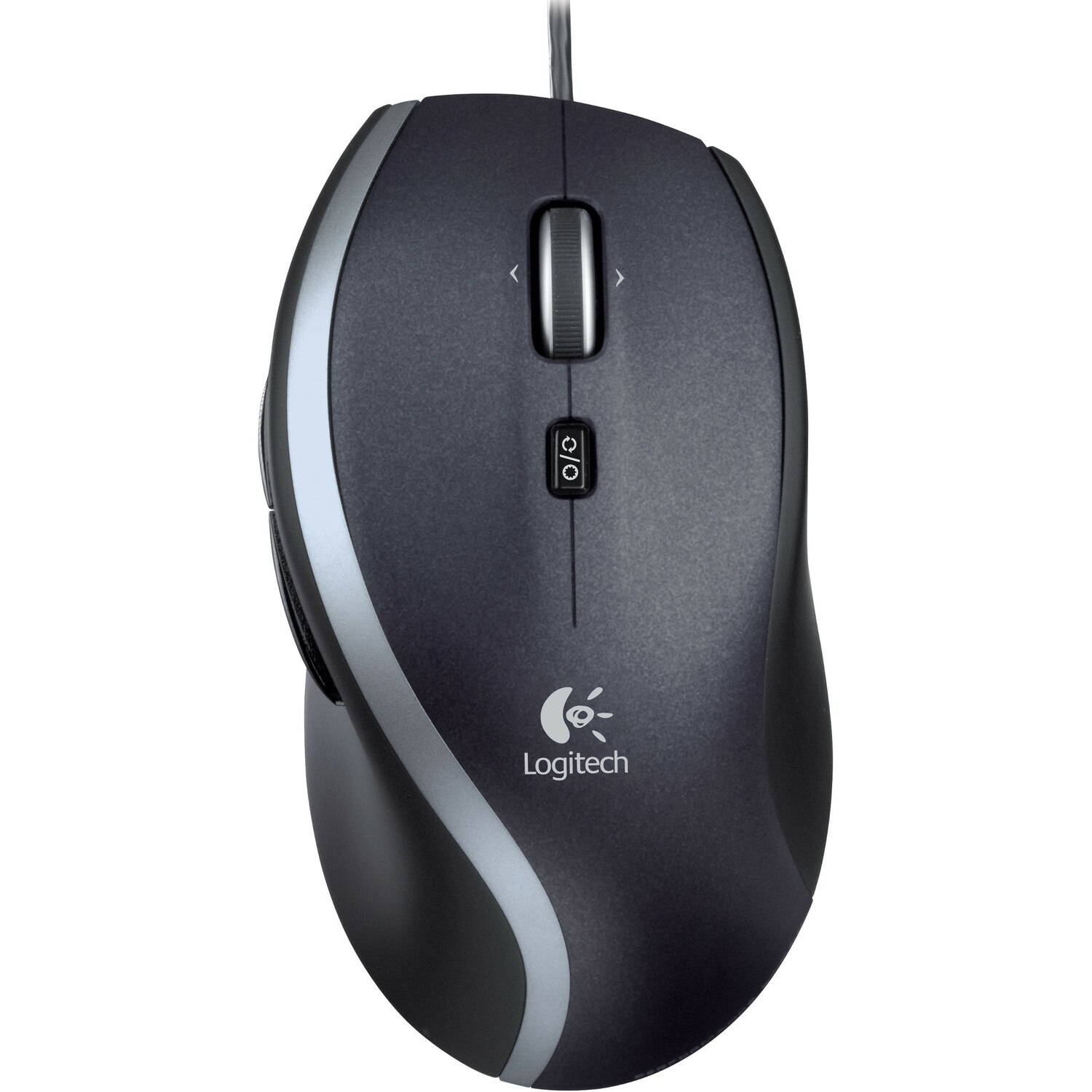Logitech M500 Mouse - Laser Wired