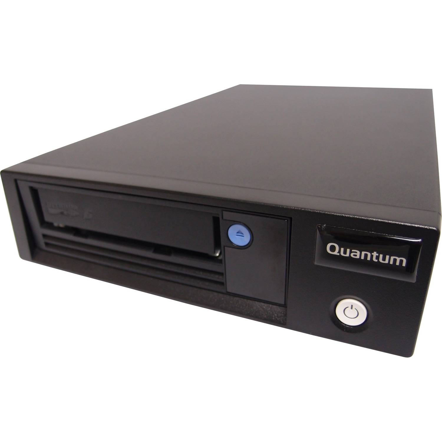 Quantum LTO-6 Tape Drive - 2.50 TB Native/6.25 TB Compressed - SAS - 1/2H Height - 1U Rack Height