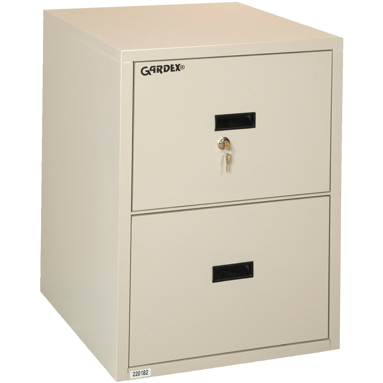 Gardex File Cabinet --GDXGXECO2BG