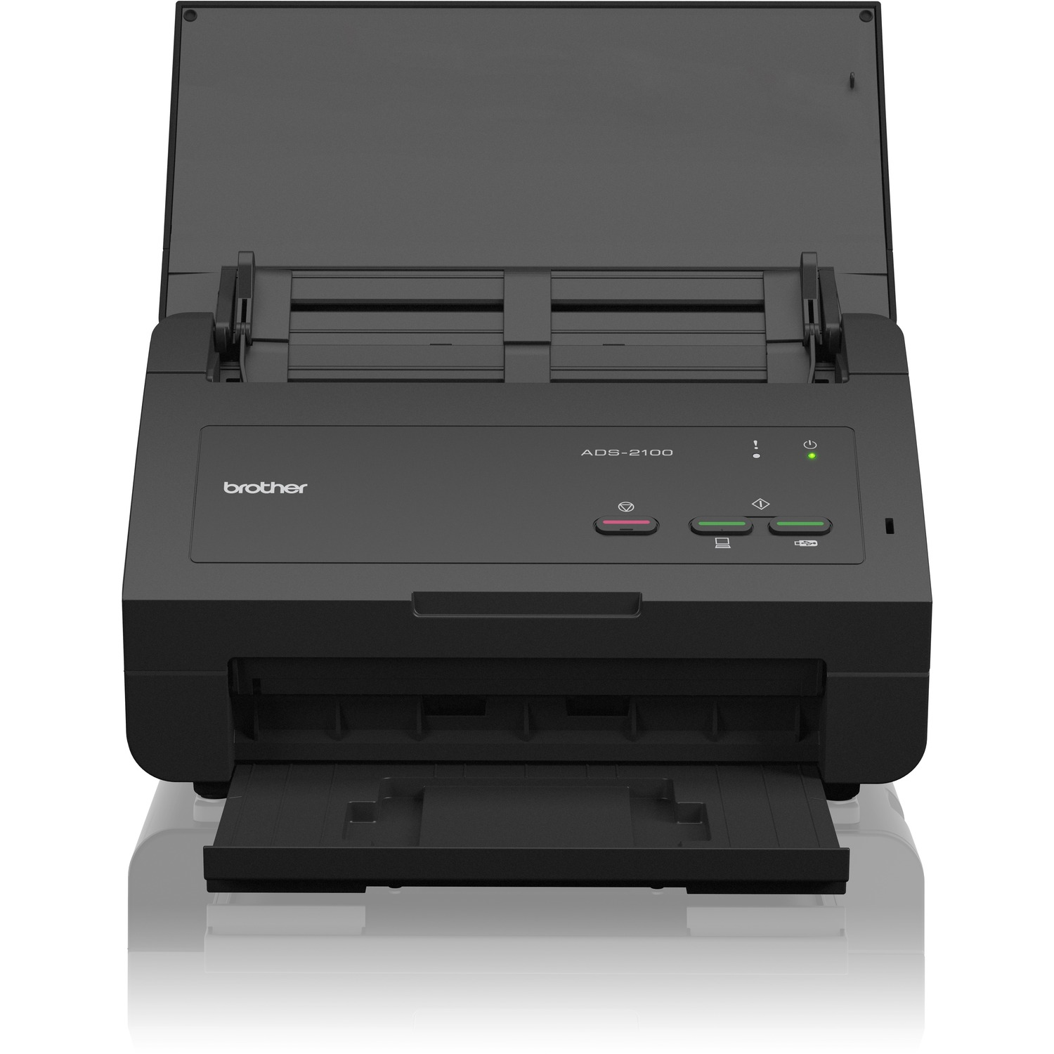 Brother ADS2100E Sheetfed Scanner - 600 dpi Optical ...