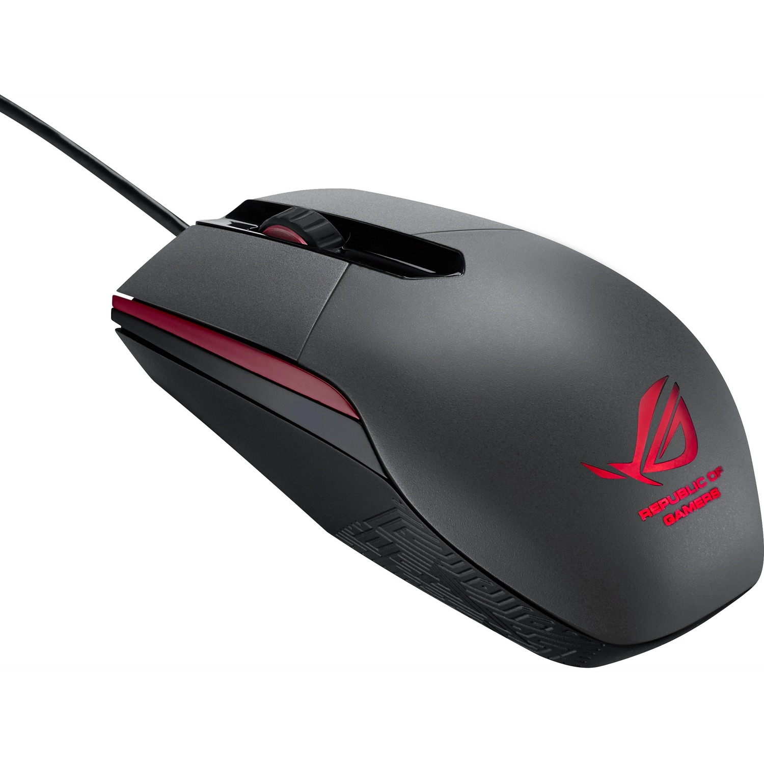 Asus Sica Mouse - Optical - Cable - ROG
