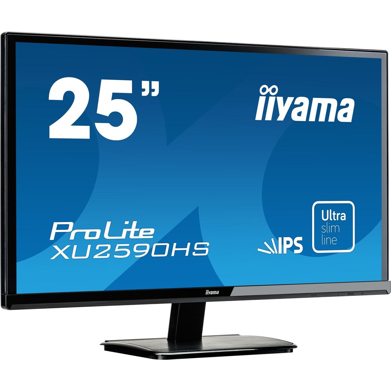 Iiyama ProLite XU2590HS-B1 -IPS  LED monitor - 25inch
