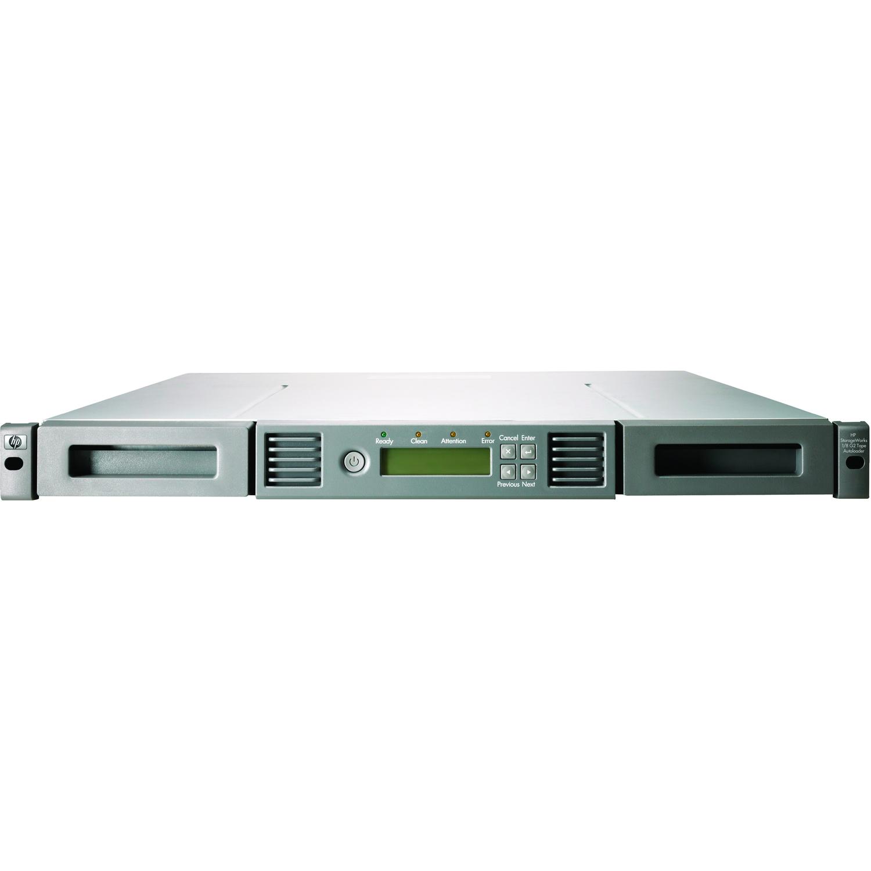 HP StorageWorks BL536A Tape Autoloader - 1 x Drive/8 x Slot
