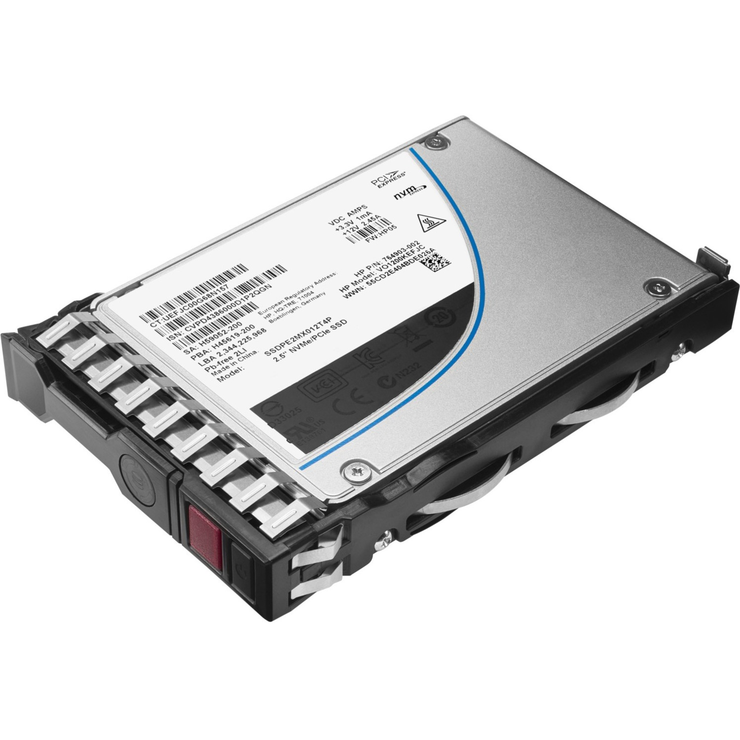 HP 1.20 TB 2.5inch Internal Solid State Drive - SATA