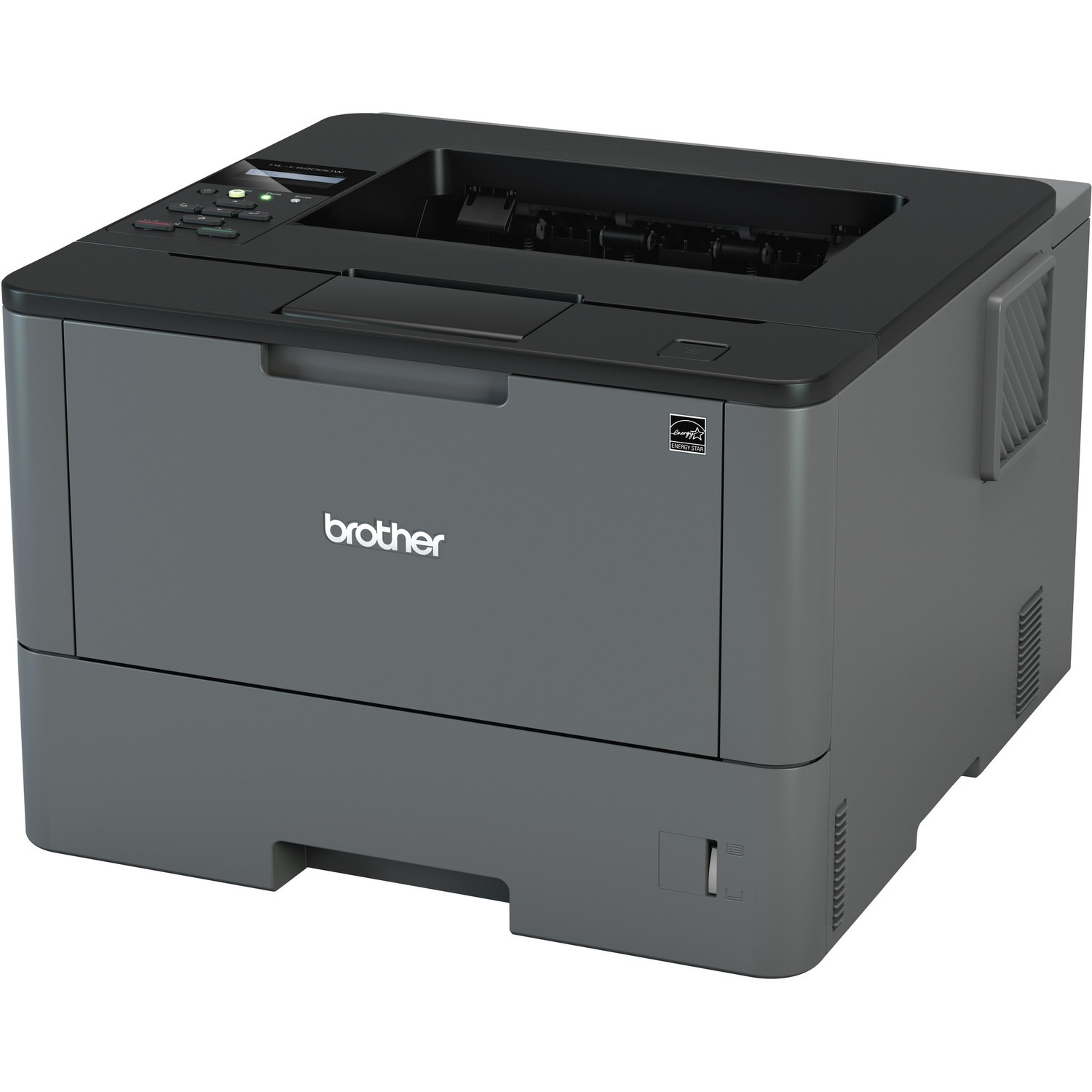 Brother HL-L5200DW Laser Printer - Monochrome - 1200 x 1200 dpi Print