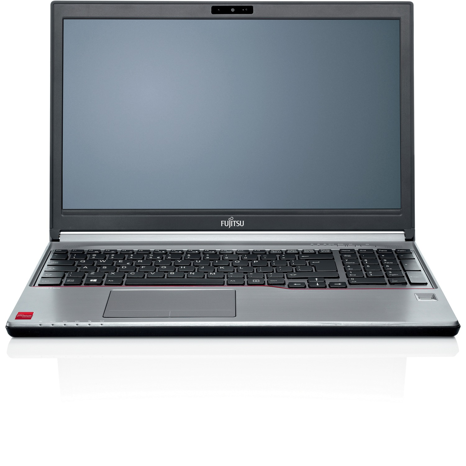 Fujitsu LIFEBOOK E756 39.6 cm 15.6inch LCD Notebook - Intel Core i7 6th Gen i7-6500U Dual-core 2 Core 2.50 GHz - 8 GB DDR4 SDRAM - 256 GB SSD - Windows 10 Pro 64-