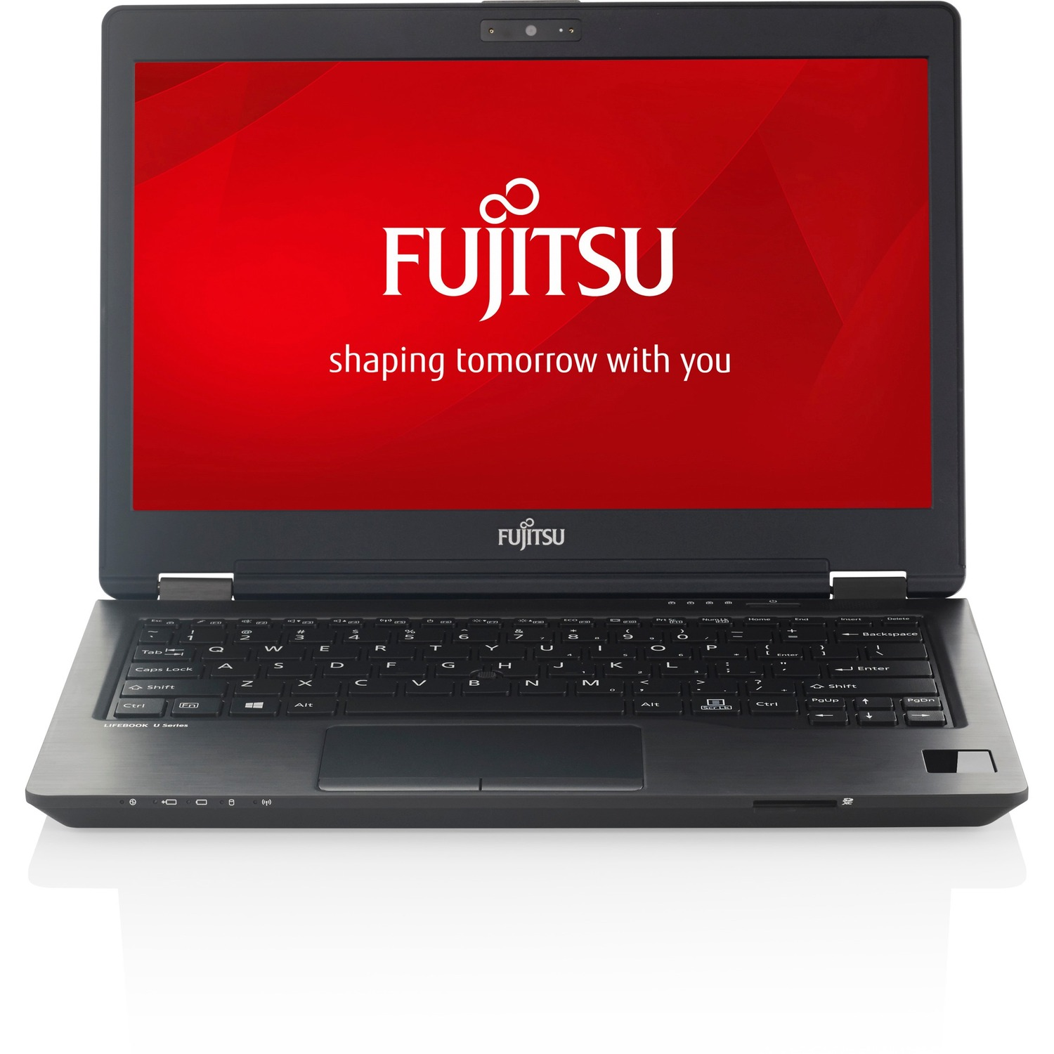 Fujitsu LIFEBOOK U727 31.8 cm 12.5inch LCD Notebook - Intel Core i7 7th Gen i7-7500U Dual-core 2 Core 2.70 GHz - 8 GB DDR4 SDRAM - 256 GB SSD - Windows 10 Pro 64-